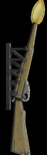 Gunlight sign