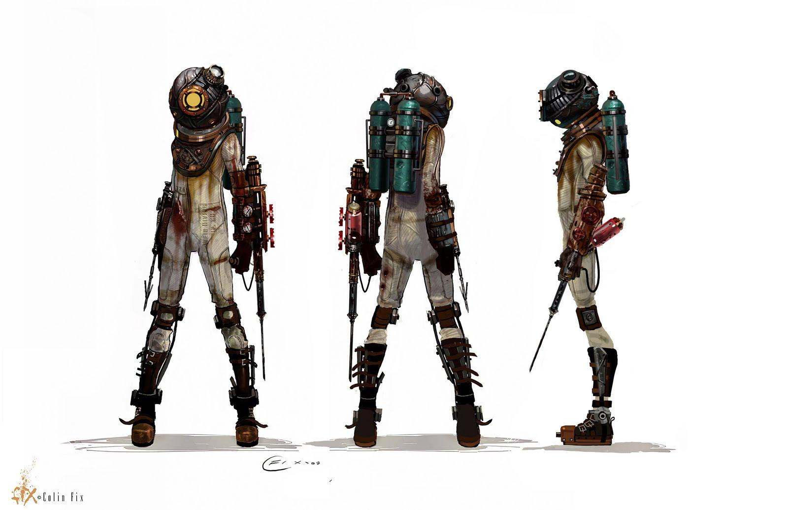 Image bioshock wiki fandom - Bioshock wikia ...