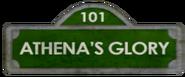 Athena's Glory Sign
