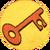Sinclair's Key Icon (Bio 2)