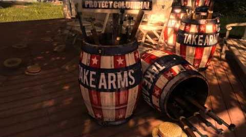 BioShock Infinite Early Gameplay Demonstration