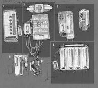 Plasmi-Quik Sketches 1
