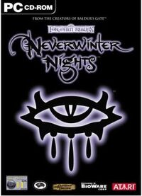 Neverwinter Nights cover