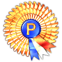Badge patron