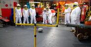 Beehive Football at Dude-Con