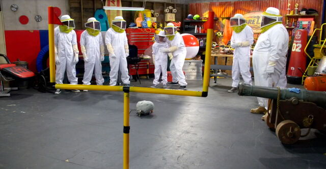 File:Beehive Football at Dude-Con.jpg