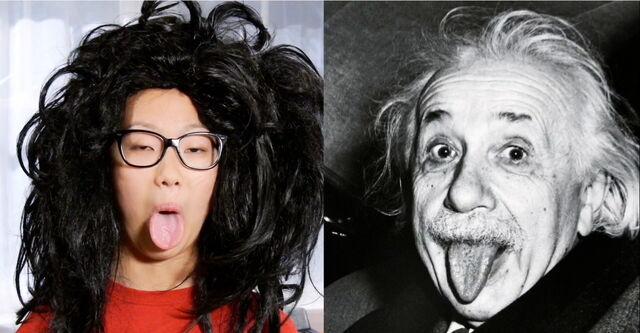 File:Frankie Wong vs Albert Einstein.jpg