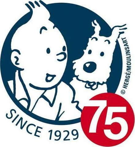 File:Tintin 75 Years Wallon Logo.jpg