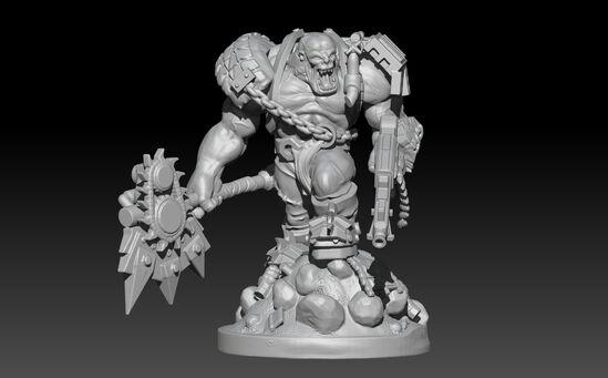 Brute Warlord 5