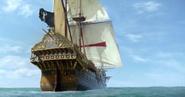 Pirates take Man O war IX