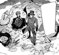 Kagetane and Kohina reappear