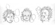 Yami initial concept personalities