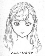 Noelle initial concept head