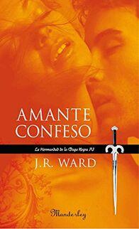 Lover Revealed spanish cover 1st printing