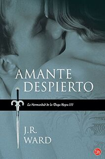 Lover Awakened Spanish cover 1st printing