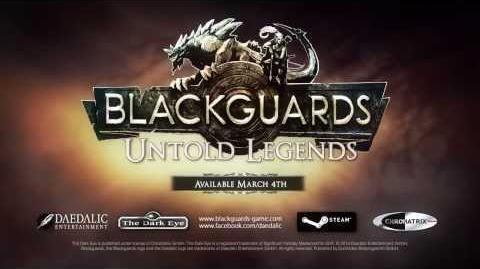 Blackguards DLC - Untold Legends - Official Teaser
