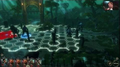 Blackguards - E3 2012 Stage Demo