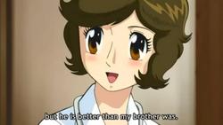 Kiyomi in love