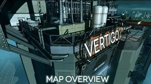 Blacklight Retribution Vertigo Map Overview