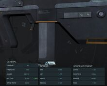 Vulcan STD-03Q BSMG