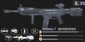 Assault Beserker