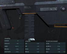 Vulcan STD-02L BSMG