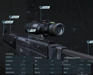 Frontier Sniper Scope