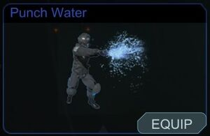 PunchWater
