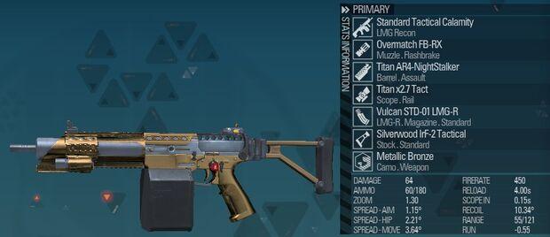 BLR Standard Tactical Calamity 02