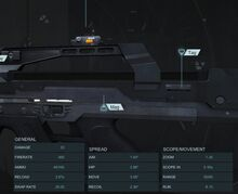 Vulcan STD-02L TSMG-0