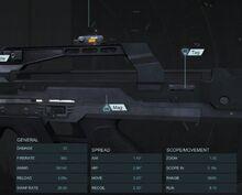 Vulcan STD-03Q TSMG-0