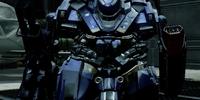 Hardsuit Pilot Blue