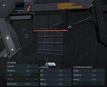 Vulcan STD-05E BPFA