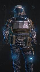 Snowstorm Armor