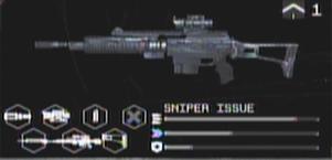 Sniper Issue