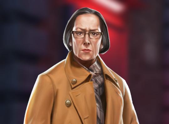 Mr Kaplan Blacklist