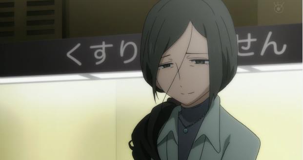 Image - Yomis Mother Animejpg  Black Rock Shooter Wiki  Fandom Powered By Wikia-4586