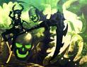 Mechanical Scythe Dead Master