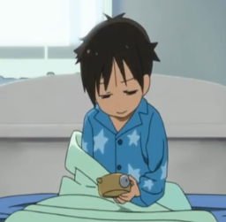 File:Hiro stares at his alarm clock in the morning..png