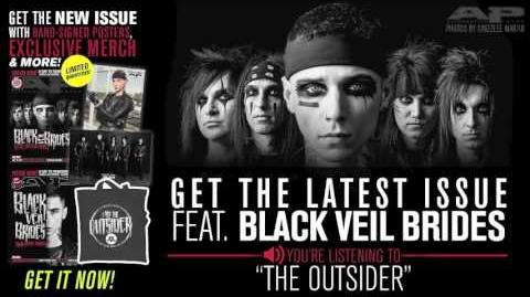 Black Veil Brides - The Outsider (NEW SONG 2016)