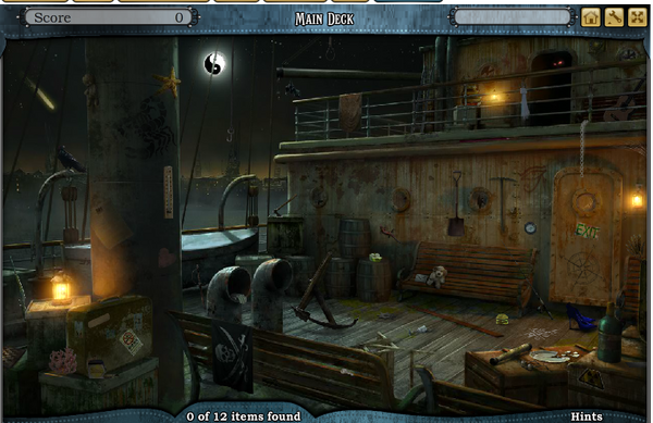 Scene Main Deck-Screenshot
