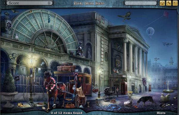 Scene Royal Opera House-Screenshot