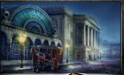 Royal opera house icon
