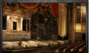The stage icon