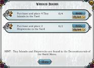 Quest Wrecked Beaches-Tasks