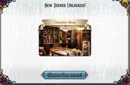 Scene Chemist Shop