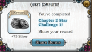 QuestChapter 2 Star Challenge-Rewards