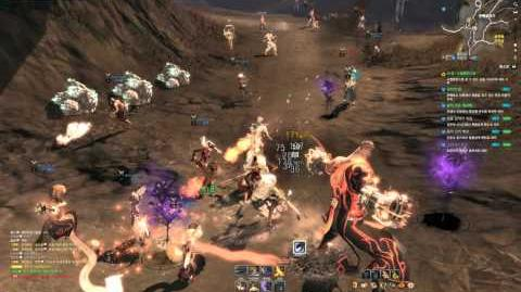 Blade & Soul 2nd CBT - PvP (optional flagging system)