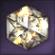 Flawless Sparkling Hongmoon Hexagonal Diamond
