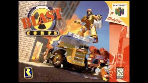 Full Blast Corps Soundtrack
